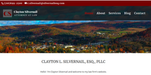 clay silvernail lawyer in Ellicottville website