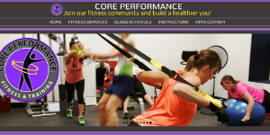 core performance fitness in ellicottville website